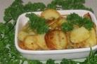 Картофель по-лионски
