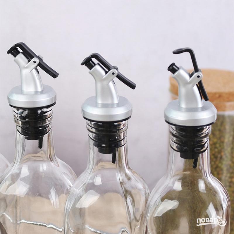 Пробка-дозатор для бутылок