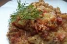 Солянка из квашенной капусты