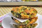 Вегетарианские котлеты из брокколи в духовке
