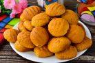 Имбирное печенье с корицей и медом
