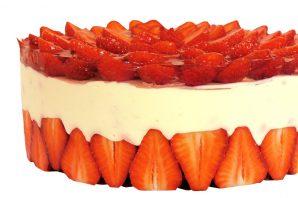 """Торт """"Легкость"""" без выпечки"""