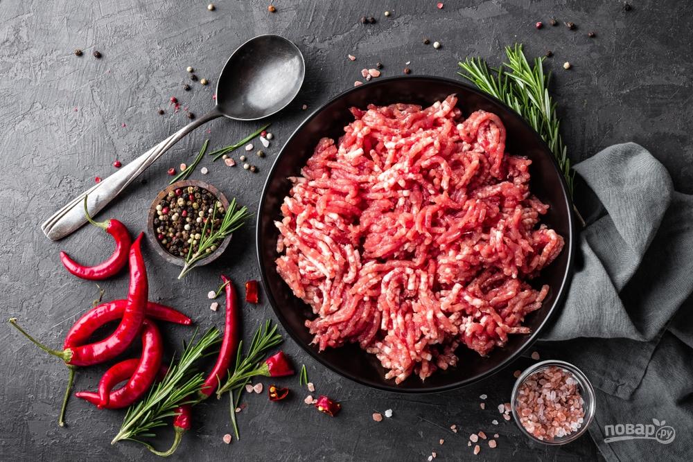 Отбивные можно приготовить из рубленого мяса или фарша