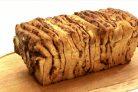 Хлеб Гармошка на пиве с сыром