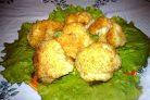 Цветная капуста в панировочных сухарях