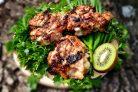 Маринад для курицы с киви