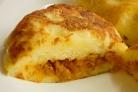 Картофельные котлеты с капустой