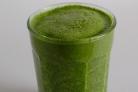 Зеленый витаминный напиток для зимы