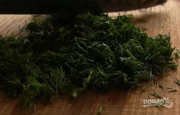 """Салат из крабовых палочек """"Весенний бриз"""""""