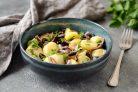 Марокканский картофельный салат