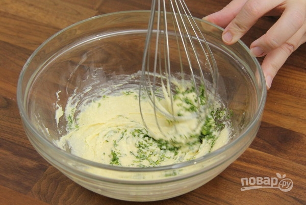Сырный суп с клецками