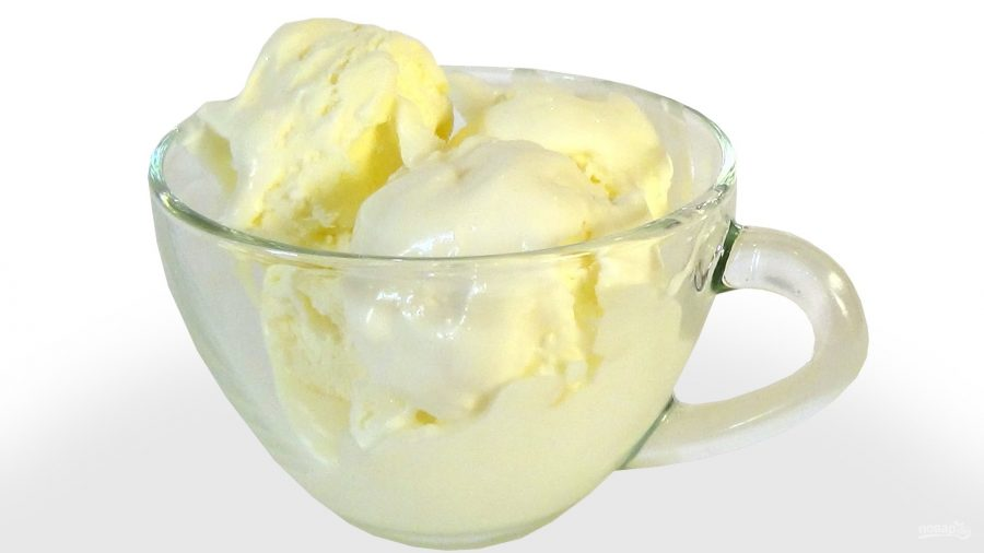 "Мороженое пломбир ""Проще простого"""