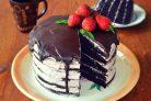 """Торт """"Темный Ларри"""""""