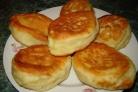 Дрожжевое тесто с картофелем