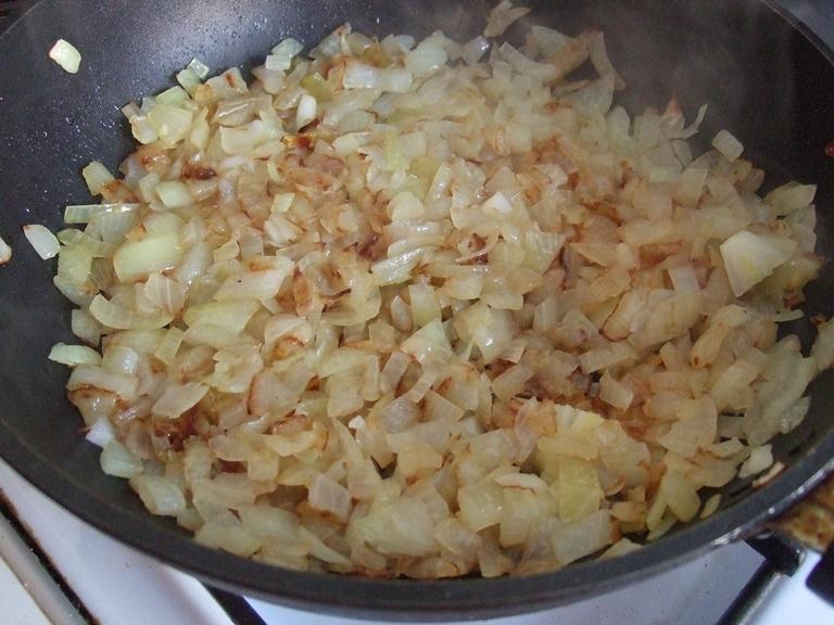 Салат из печени куриной