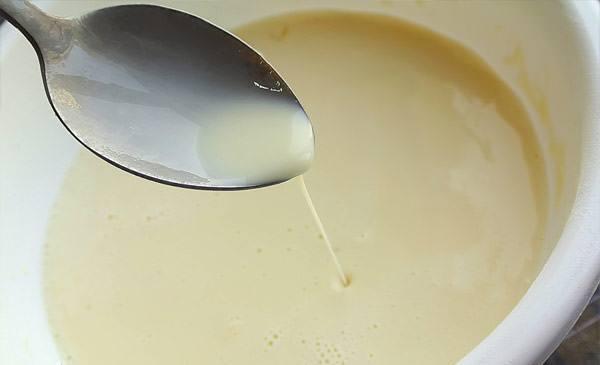 Блинчики на молоке с дырочками
