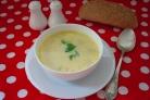 Диетический грибной суп