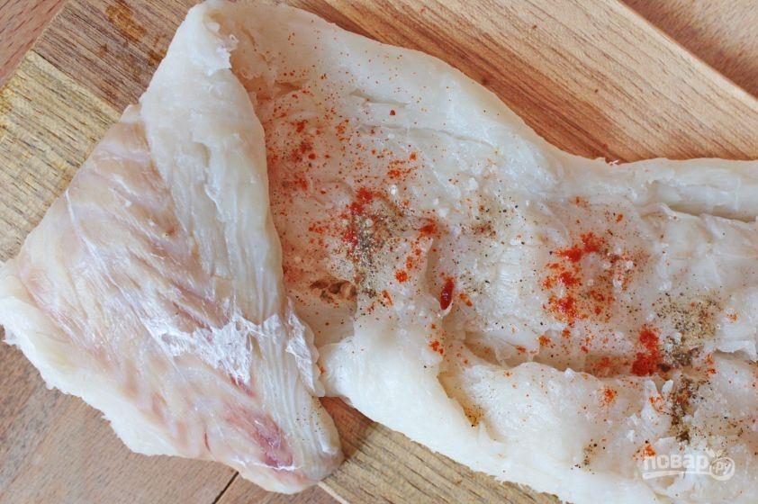 Рыба по-новгородски