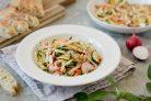 Салат из кольраби и редиса