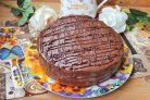 Бостонский кремовый пирог
