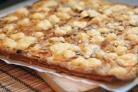 Пирог с тыквой, сыром и семечками