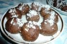 Пирожное Картошка из батона