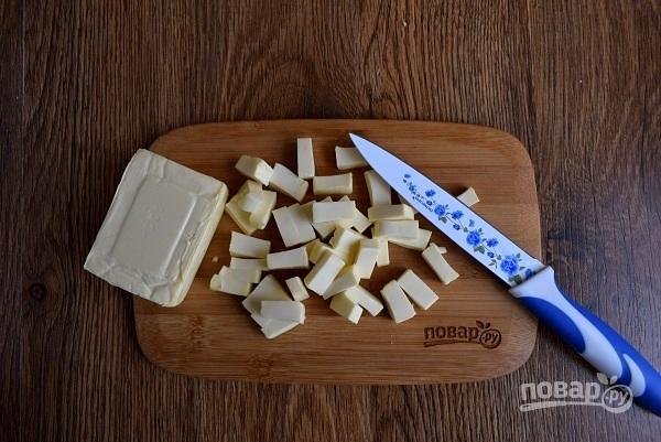Сырный супчик на скорую руку
