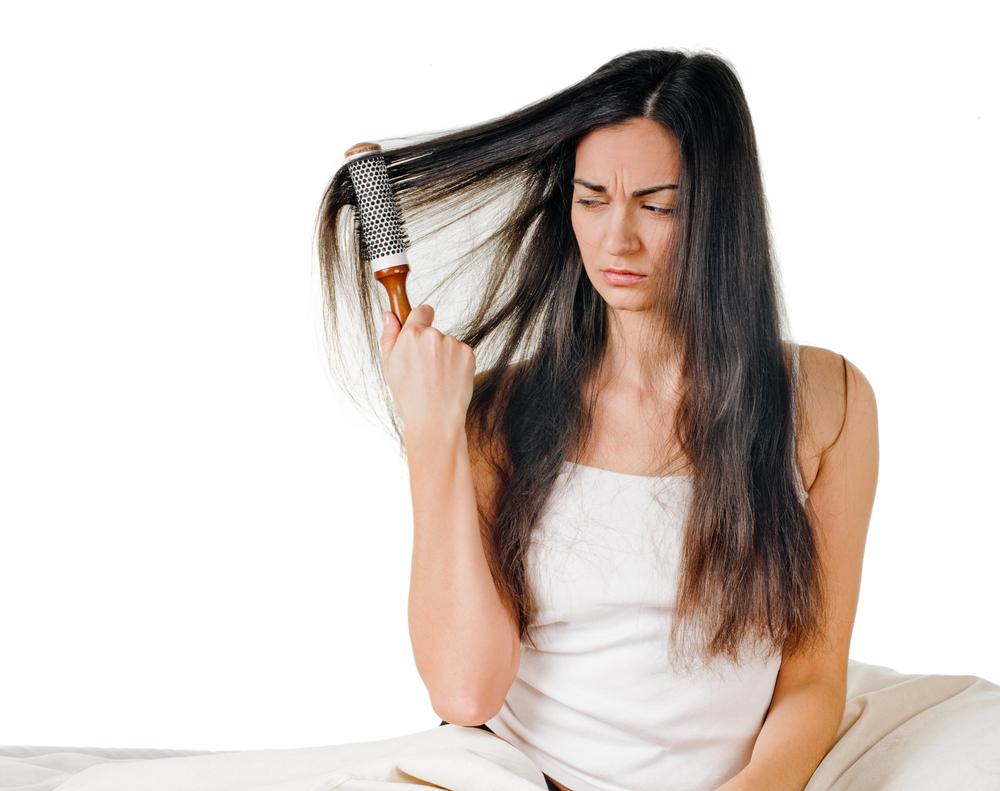 Ломкость и выпадение волос