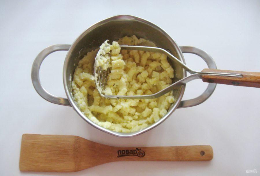 Картофельные чуррос