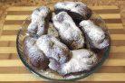 Сладкие амарантовые булочки