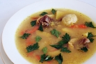 Суп из гусятины