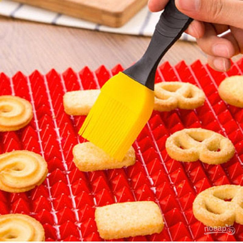 Силиконовый коврик для духовки