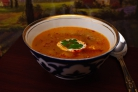 Бобовый суп Мунг