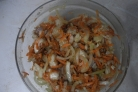 Хе из рыбы по-корейски с морковью