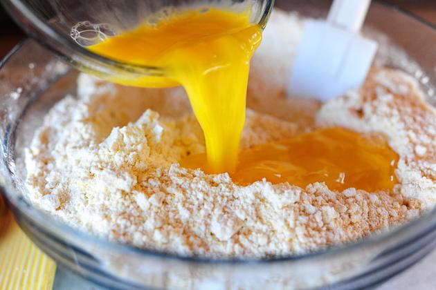 рецепт жидкого теста для сосисок в тесте