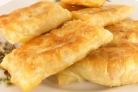 Бездрожжевое тесто для самсы с мясом
