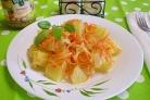 Картошка с морковью и луком