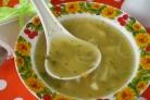 Гороховый суп в мультиварке