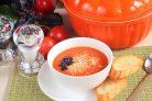 Томатный суп (оригинальный рецепт)