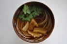 Грибной мисо суп