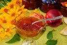 Карамельное варенье из нектаринов