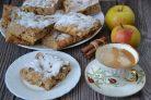 Бельгийский яблочный пирог