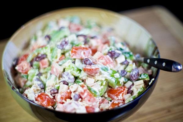 салат лакомка рецепт с фото