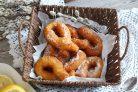 Итальянские пончики Зепполе