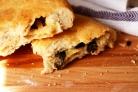 Фокачча с сыром и базиликом