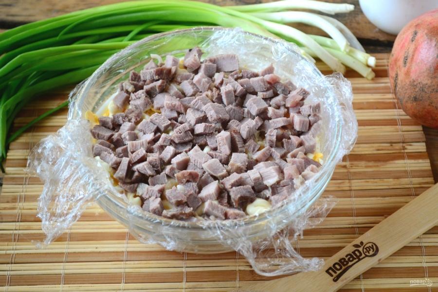 салат ричард рецепт
