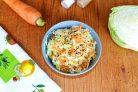 Заправка для салата из капусты с морковью