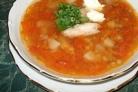Куриный суп в мультиварке Поларис
