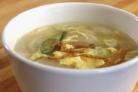 Суп из вяленой рыбы