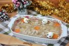 Заливное из курицы на Новый Год Крысы